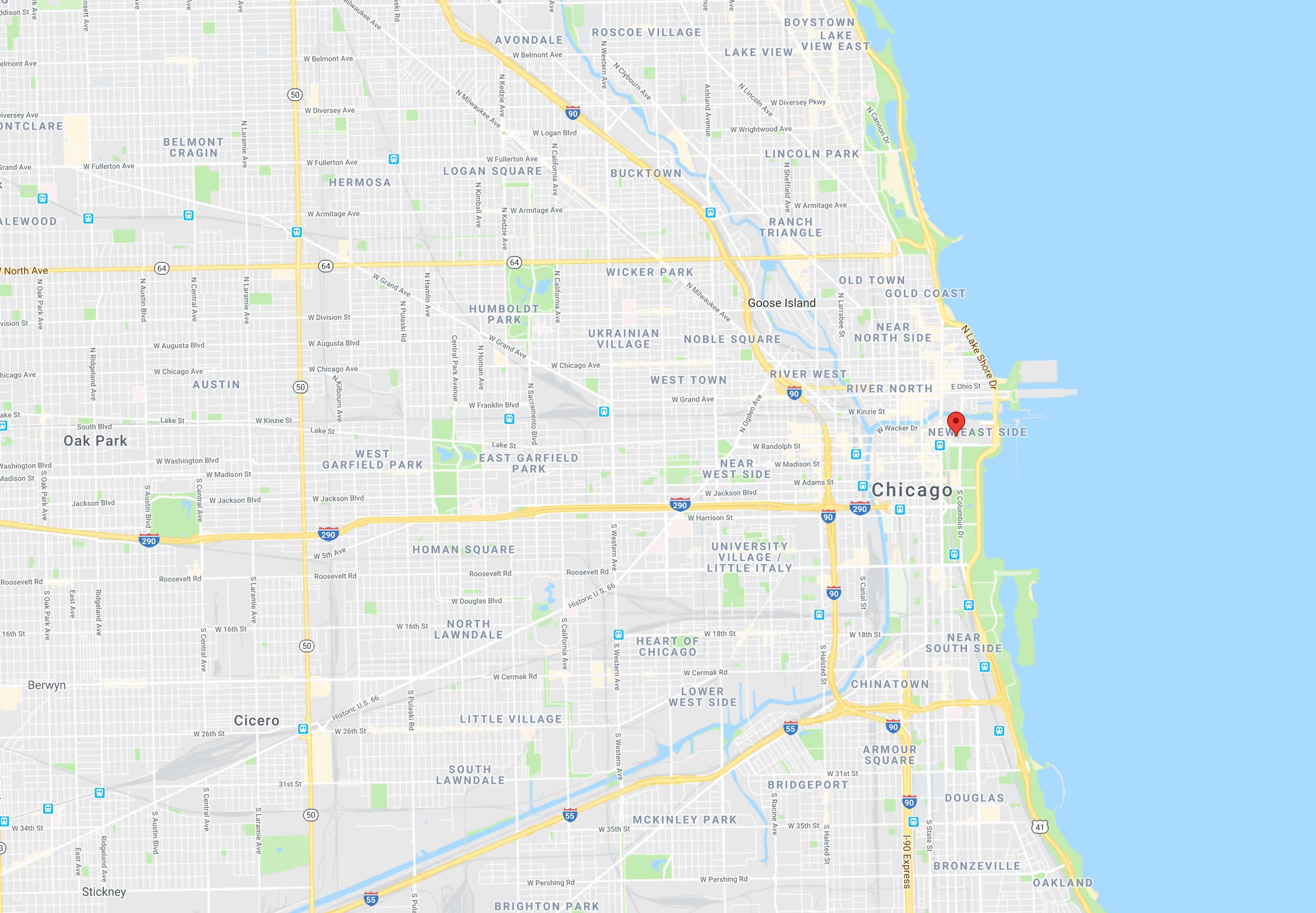 CIPR Chicago Venue