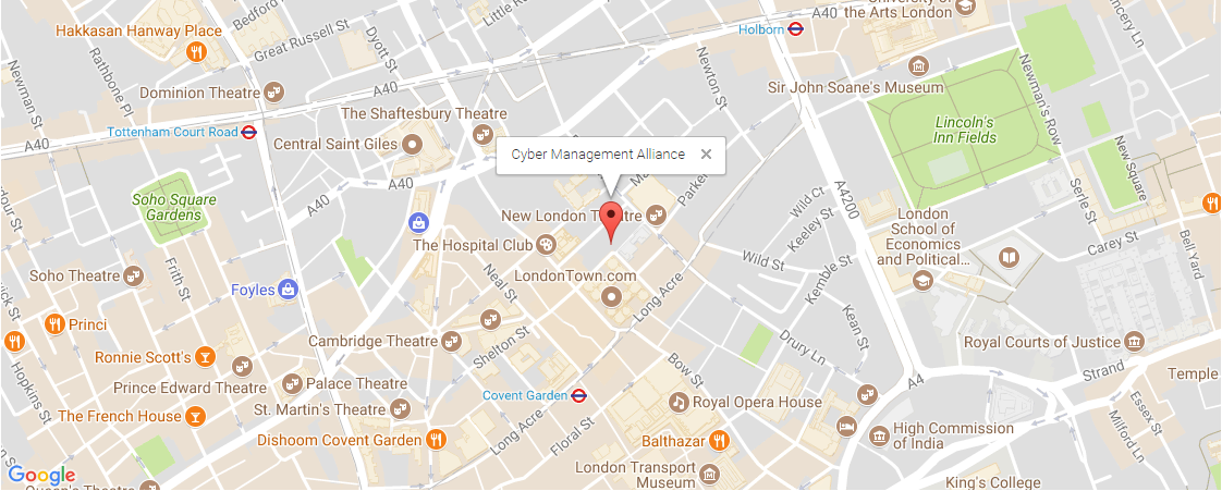 Cyber Management Alliance