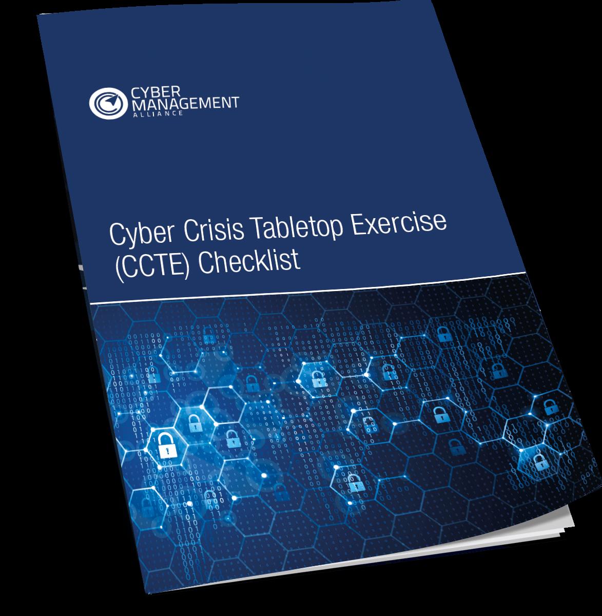 CCTE Checklist