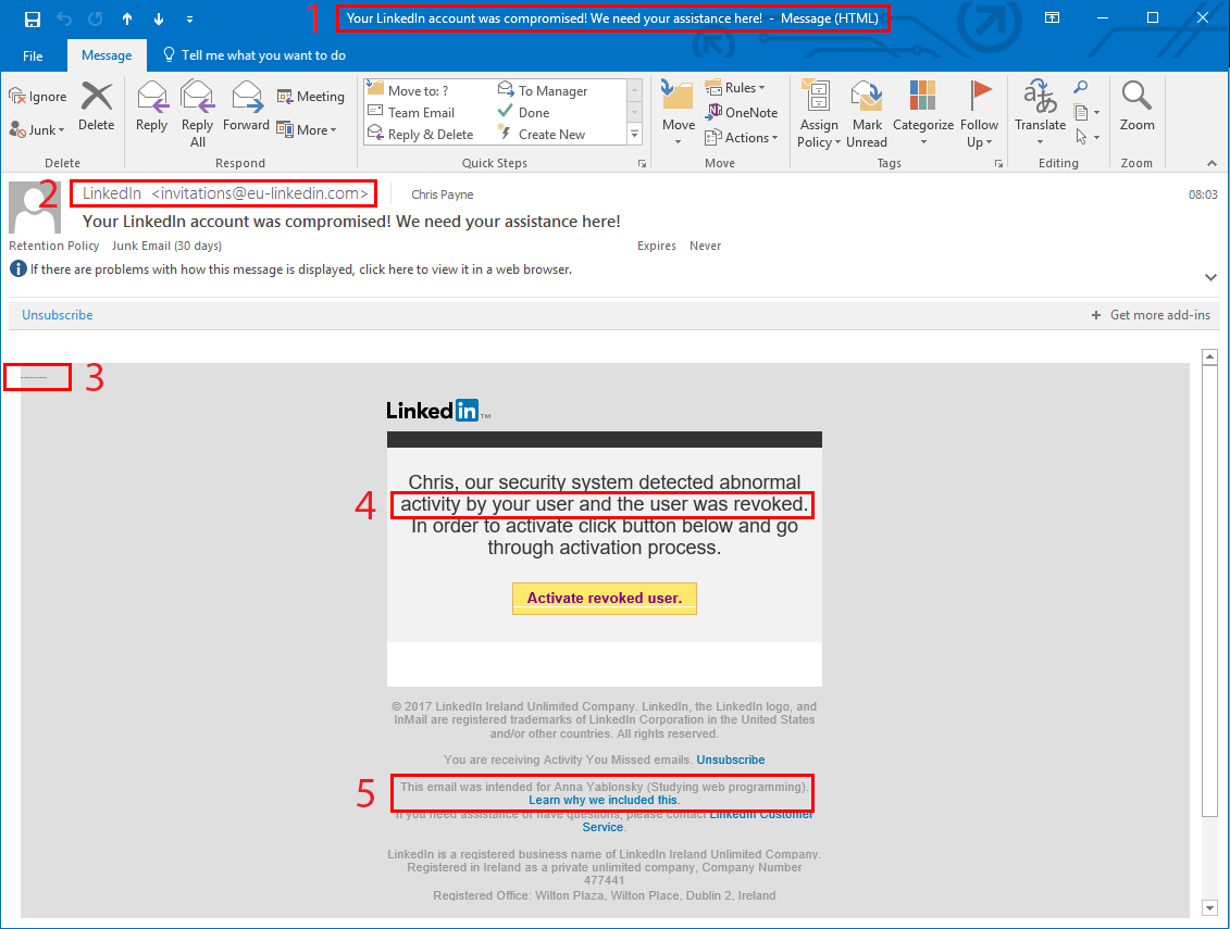 Phishing-Email-Example-LinkedIn-Marked.png