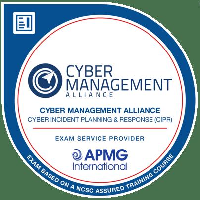 NCSC CIPR Digital Badge