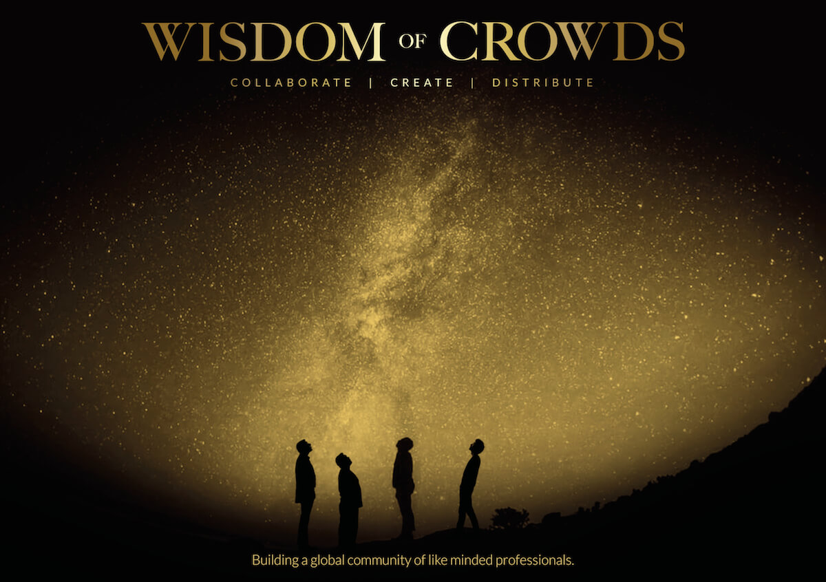 Wisdom of Crowds Newsletter New Image