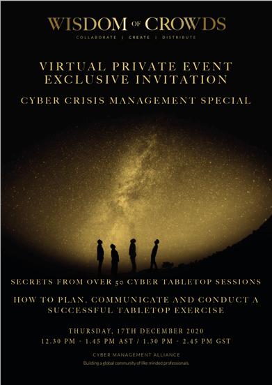 CCTE VPE GCC 17th Dec 2020 Cover