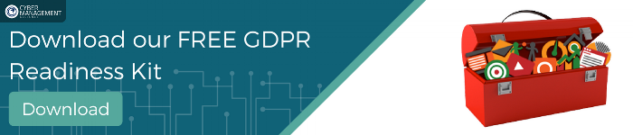 Cyber Management Alliance GDPR Readiness Kt