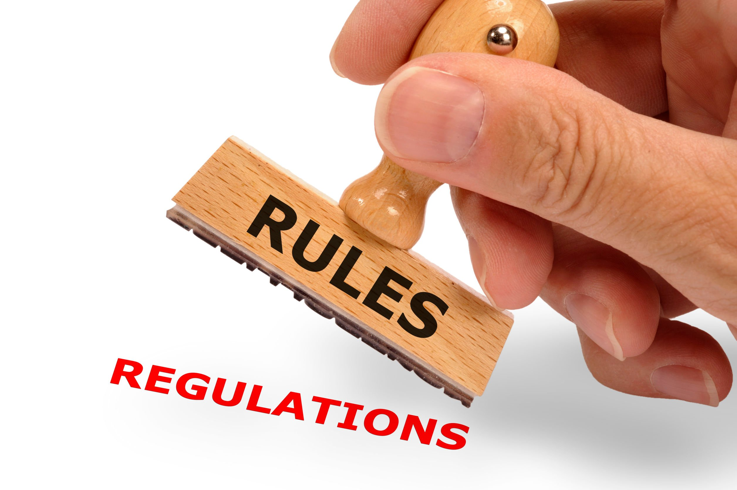 Cyber Rules and Regulations
