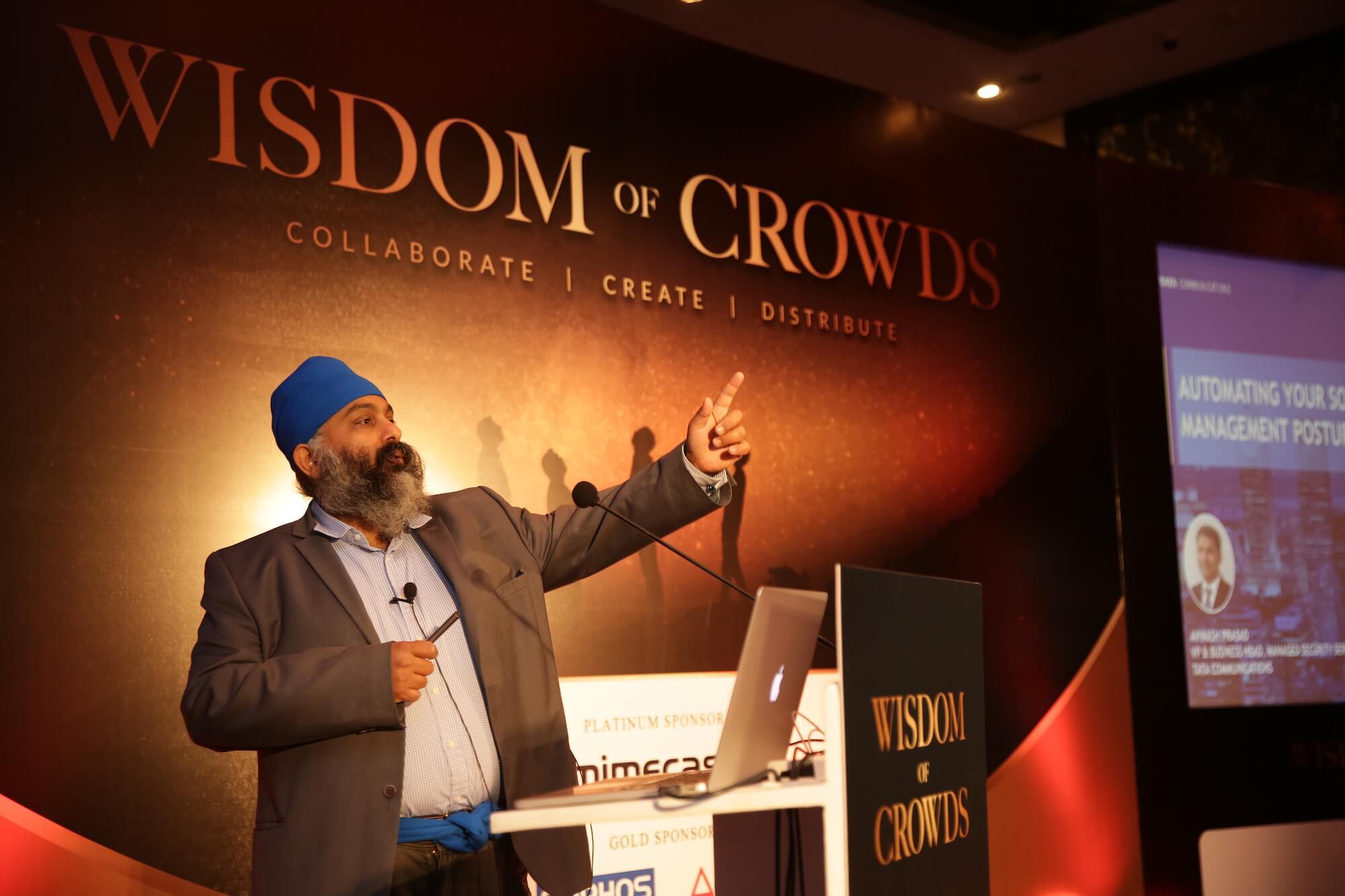 Amar Singh Wisdom of Crowds (1)
