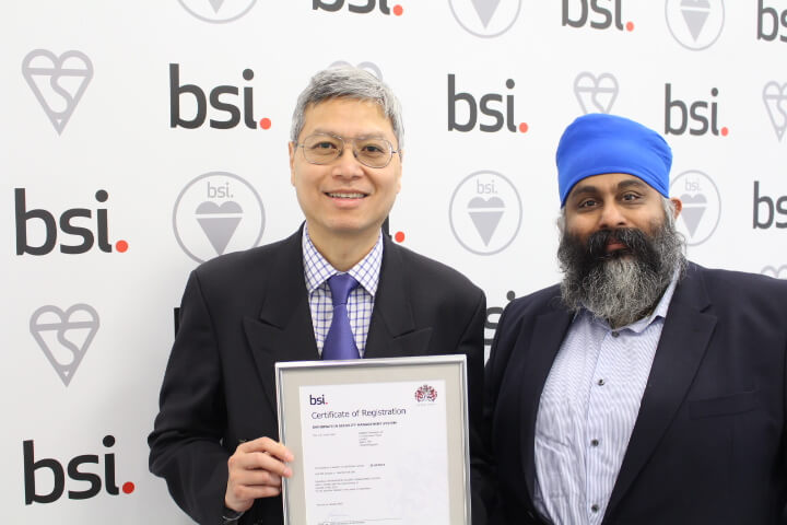 Oldfield Partners LLP Receive ISO 27001 Certification