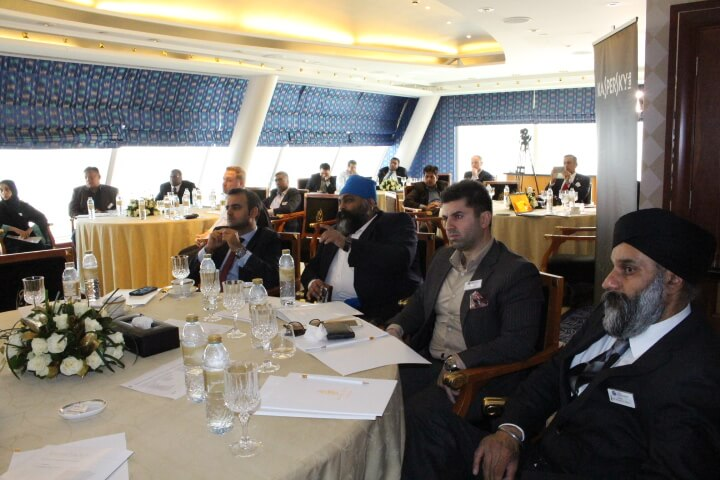 Cyber Security Professionals Gathered in Dubai for Wisdom of Crowds