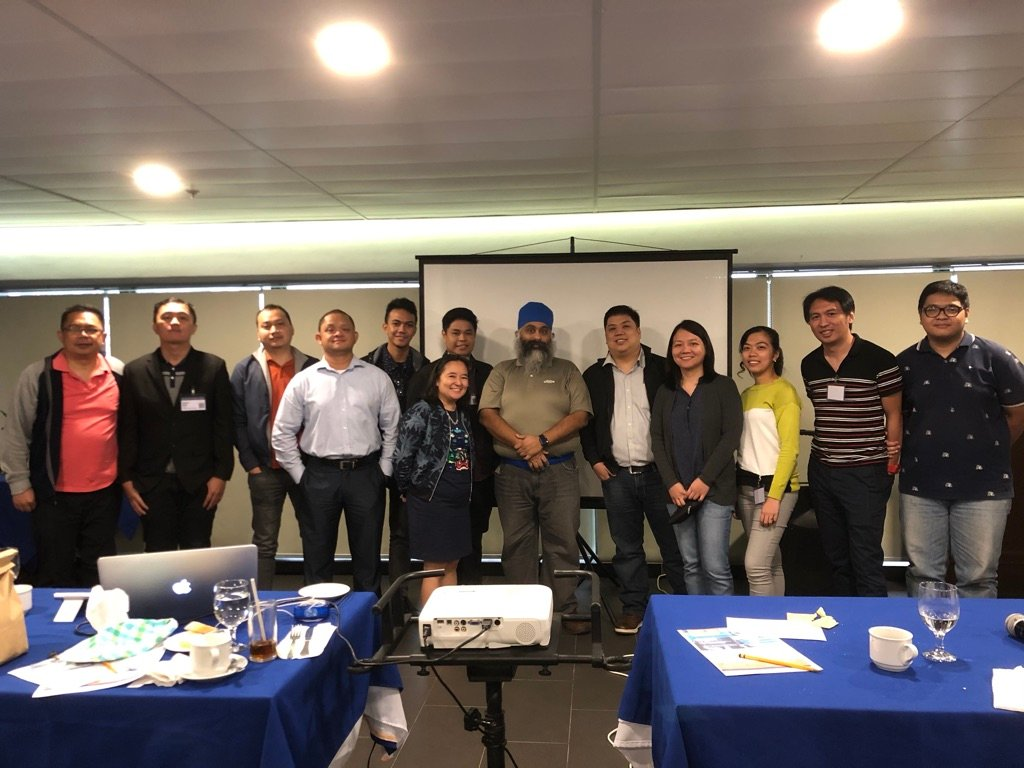 CMA takes its flagship CIPR Training to the Far East