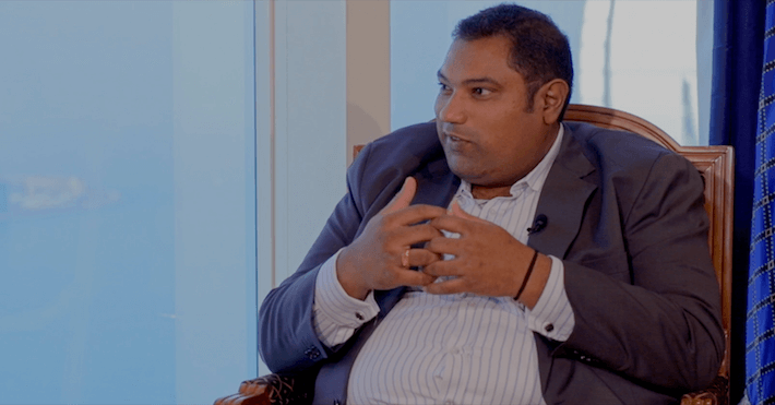 INSIGHTS WITH CYBER LEADERS - DHIRAJ SASIDHARAN