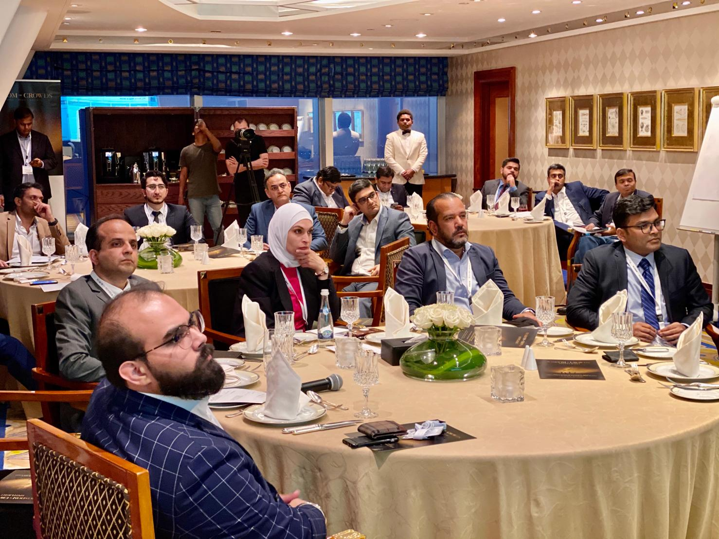 Dubai WoC turns the spotlight on Global SoC Capabilities at its Dubai Roundtable Dinner