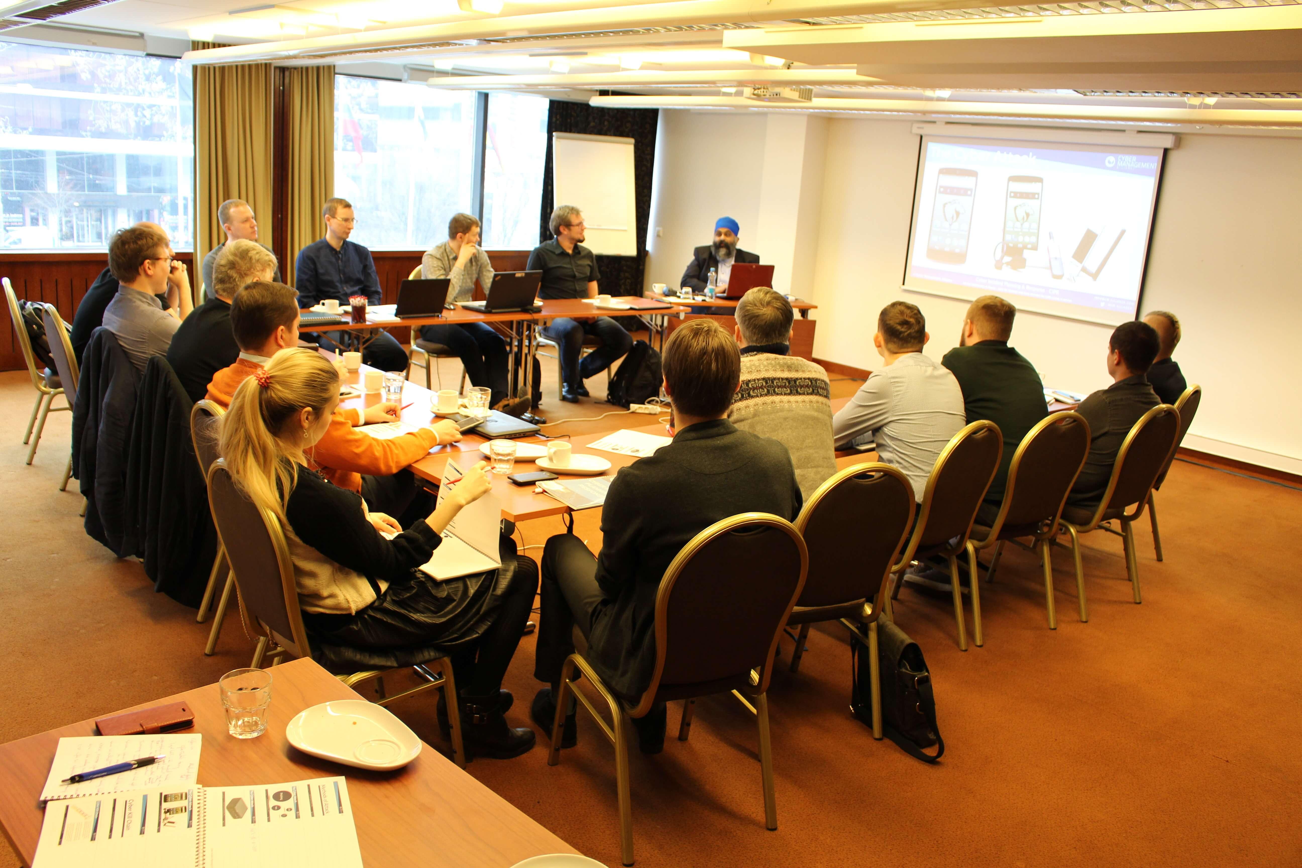 Privacy Debates and CIPR workshops in Estonia
