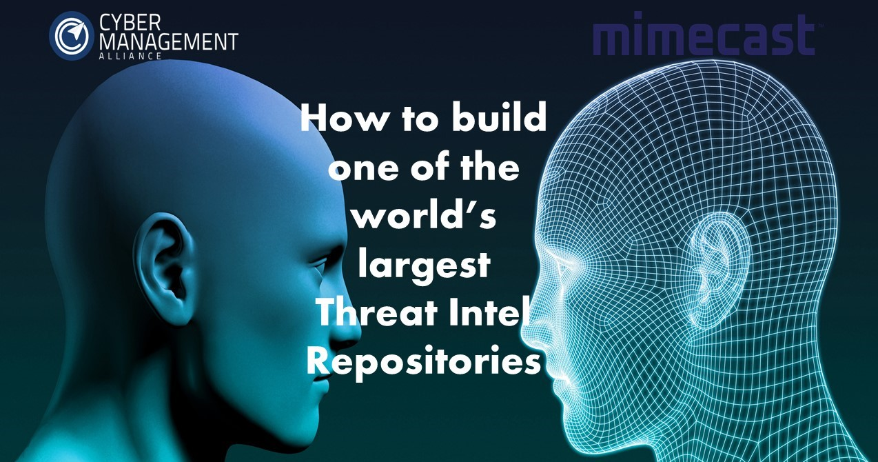 How to build & maintain one of the world's largest Threat Intel Repositories