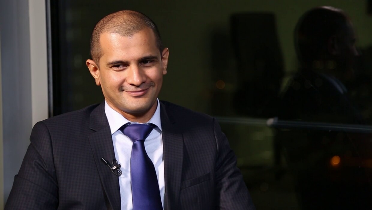 CMA talked to Saqib Chaudry, CISO at Cleveland Clinic in Abu Dhabi