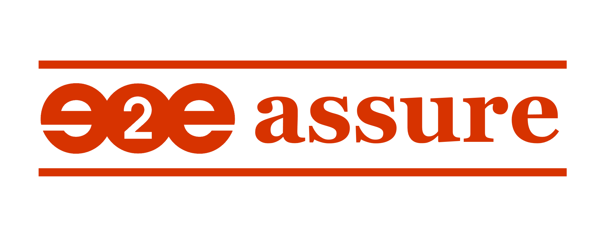 e2e-assure hori-orange - High Res
