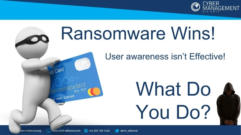 How to Protect You and Your Business from Ransomware Attack