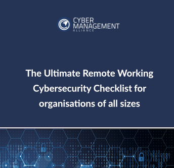 David Cass on the Remote Working Cybersecurity Checklist