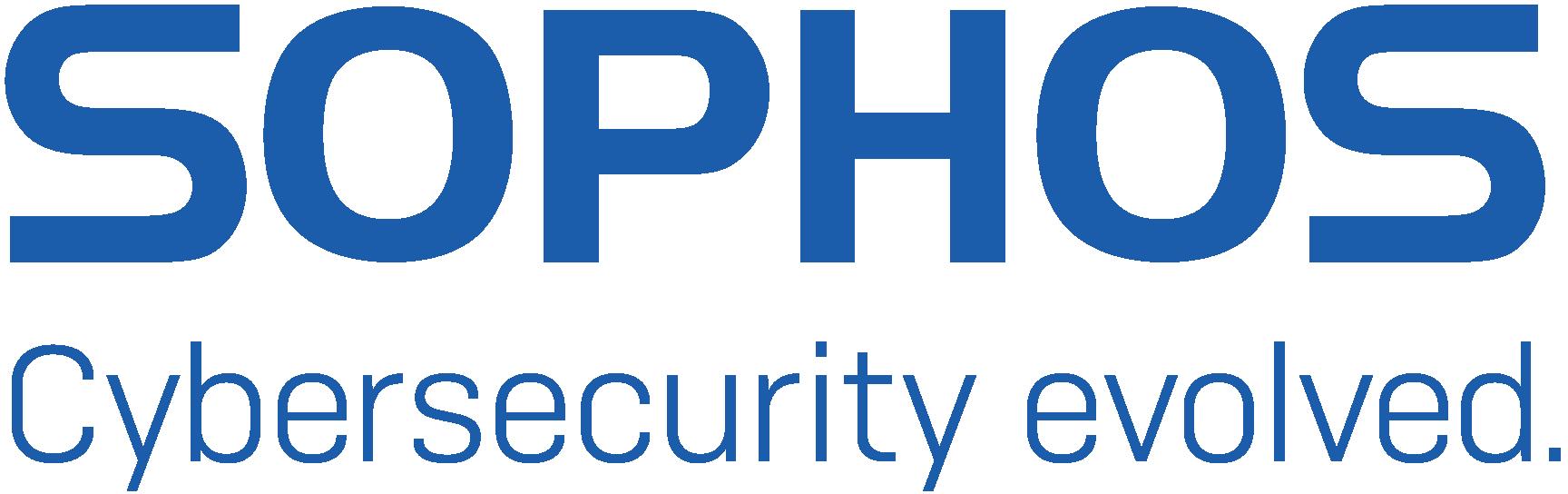 Sophos Cybersecurity Evolved logo 72dpi RGB