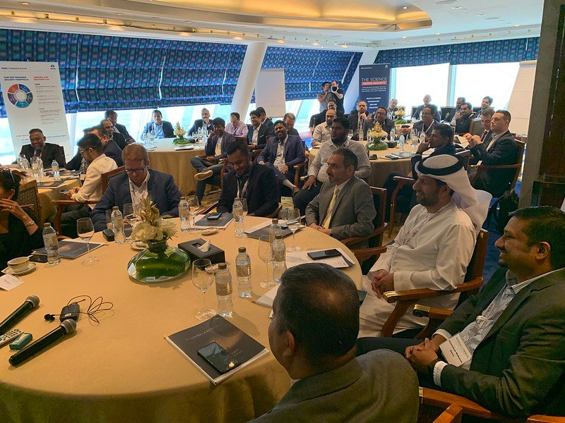 Top Cybersecurity execs congregate at the Wisdom of Crowds in Dubai