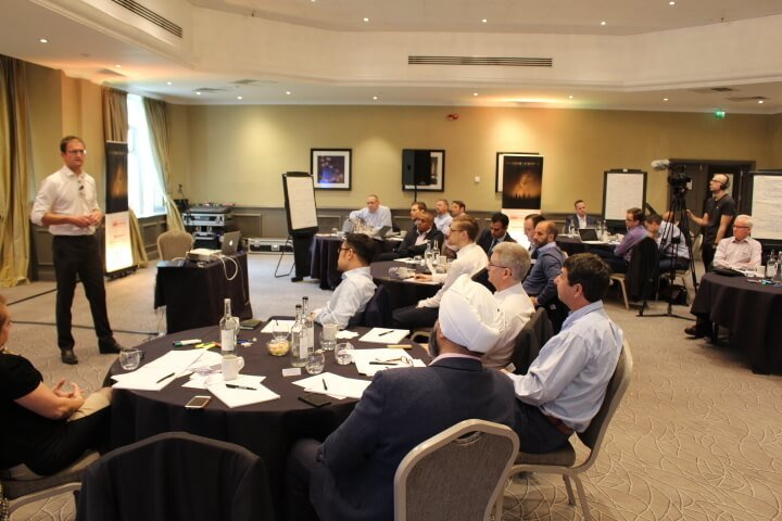 2nd UK Wisdom of Crowds conference held at The Belfry