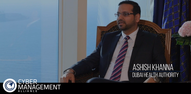 Cyber Insights with Ashish Khanna, ISO at Dubai Health Authority