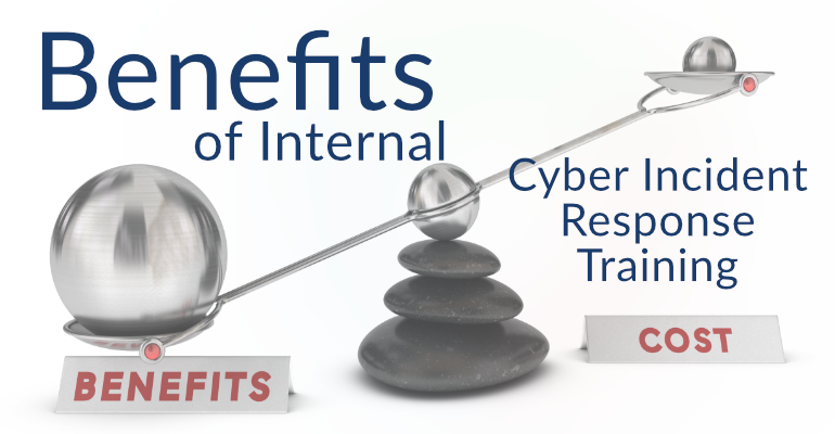 Benefits of running an internal Cyber Incident Response Workshop
