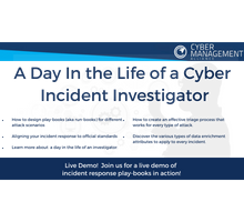 incident investigator duties