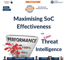Maximising SoC Effectiveness With Advanced Threat Intelligence